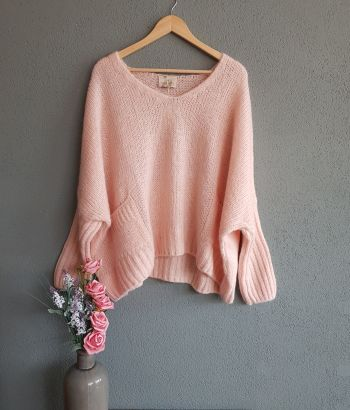 Cozy Soft Pink