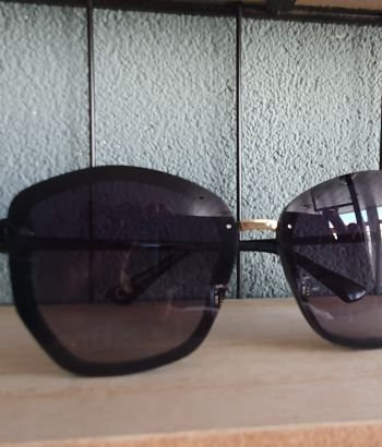Boho Black Sunglasses