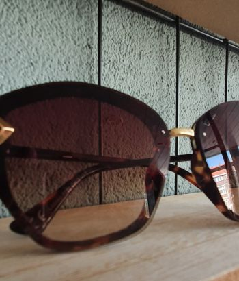 Boho Brown Sunglasses